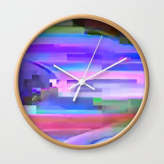 scrmbmosh240x4a Wall Clock