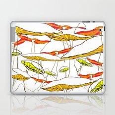 forest of the magic mushrooms Laptop & iPad Skin