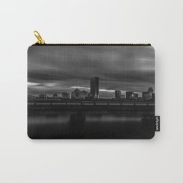 Long Exposure of Boston Carry-All Pouch
