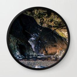 Under Tintagel Castle Wall Clock
