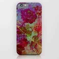 vintage floral Slim Case iPhone 6