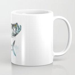 Tarpon Fish Coffee Mug