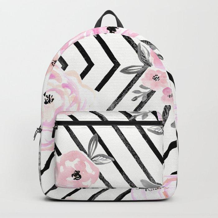 Blush Roses Mod Backpack