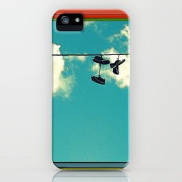 On a Wire iPhone Case