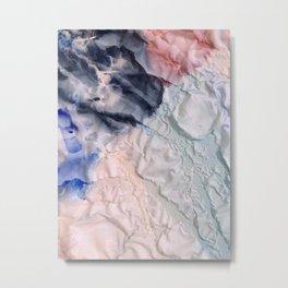 Folds II Metal Print