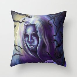 Hades  Throw Pillow