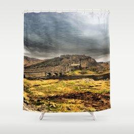 Return to Eilean Donan Castle, Scotland Shower Curtain