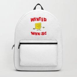 Wanted Maniac Backpack