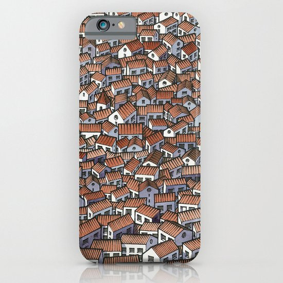 Little Houses iPhone & iPod Case