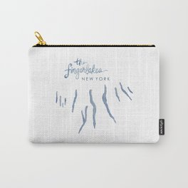 The Fingerlakes Carry-All Pouch