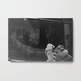 festival photography / play time Metal Print