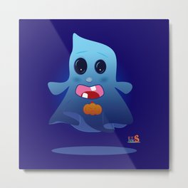 Jallowit /Character & Art Toy design for fun Metal Print