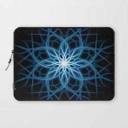 Mandala - Winter Blue Laptop Sleeve