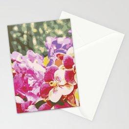 Springtime Blooms Garden Stationery Cards