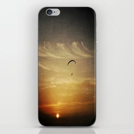 Above Everything Else Be Yourself iPhone Skin