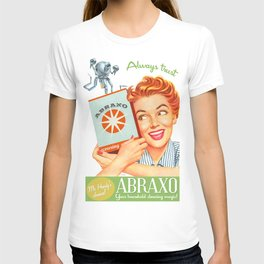 Abraxo - Custom Fallout Ad T-shirt