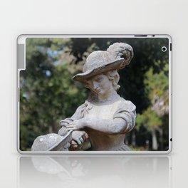 Ringling Rose Garden Statuary II Laptop & iPad Skin