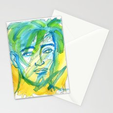 him Stationery Cards