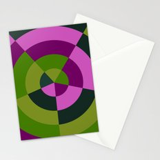 desynchronized  Stationery Cards