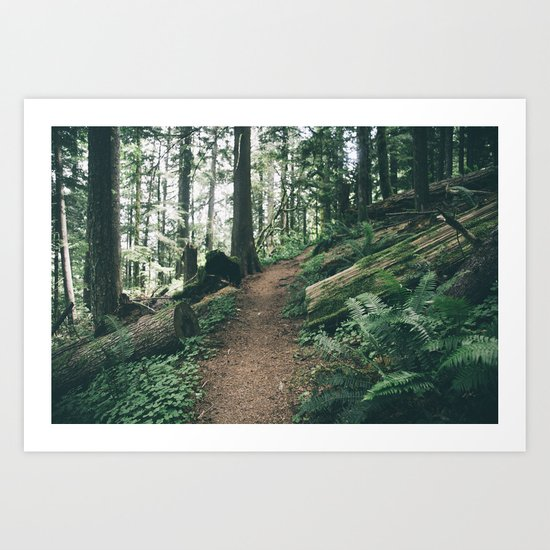 Happy Trails XI Art Print