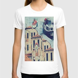 Maria, it's time to teenage riot T-shirt