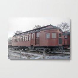 Strasburg Railroad Series 20 Metal Print