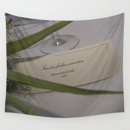 Promises Wall Tapestry