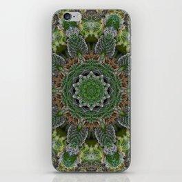 Green Queen iPhone Skin