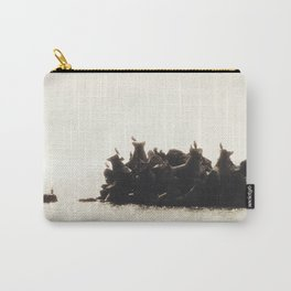 Morning Breeze Carry-All Pouch