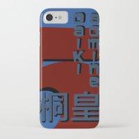 kuroko iPhone & iPod Cases featuring Aomine Daiki by Selis Starlight