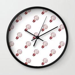 Yuri!!! on Ice - Viktor Nikiforov Chibi Pattern Wall Clock
