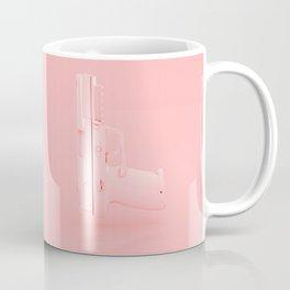 Pink Gun Coffee Mug