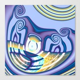 Cyclop's Grin Canvas Print