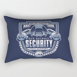 Compliance Enforcement Rectangular Pillow