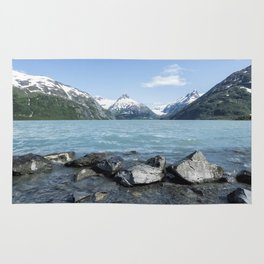 Portage Lake, No. 1 Rug