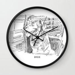 Nala / Porkchop Wall Clock