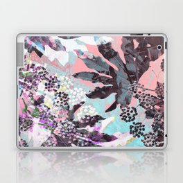 Tropical Adventure in Pink Laptop & iPad Skin