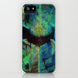 There are some spirits in my blurred memories iPhone Case