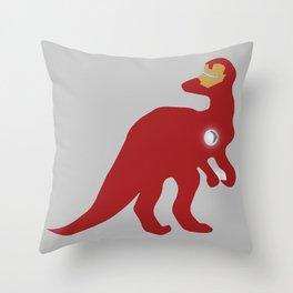 IronCory Throw Pillow
