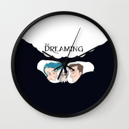 The Dreaming Wall Clock