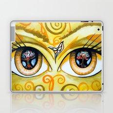 Eve Eyes Laptop & iPad Skin