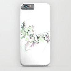 City of Plants iPhone 6s Slim Case