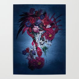 Red Poison Poster