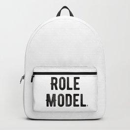 Role Model Backpack