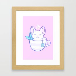 Kittea Framed Art Print