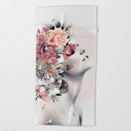 Bloom 7 Beach Towel