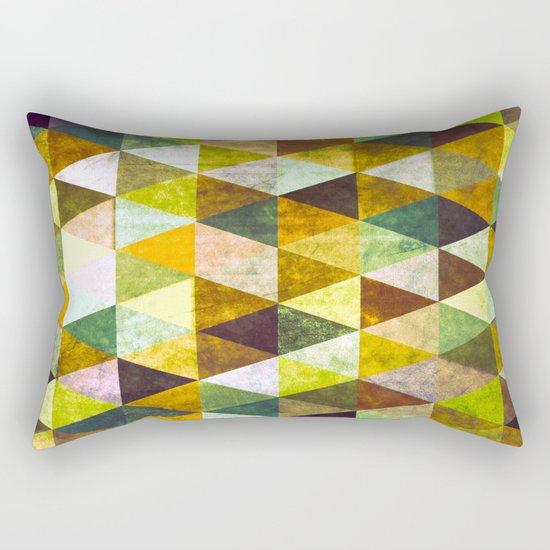 Abstract #388 Cailin Rua Rectangular Pillow