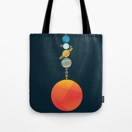 Solar System 2 Tote Bag
