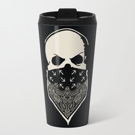 Cover your Mouth Travel Mug