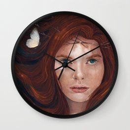 Litany of Four Wall Clock